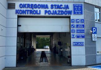 Stacja diagnostyczna